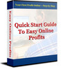 Thumbnail *New! For 2017 - Quick Start Guide To Easy Profits! (PLR)