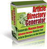 Thumbnail *NEW*  Article Directory Generator (Very Powerful!)