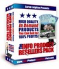 Thumbnail *New* - Info Product Resellers Pack With Software!