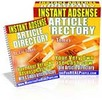 Thumbnail *Powerful*! - Instant Adsense Article Directory Software