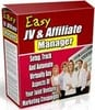 Thumbnail *Powerful!* - Easy JV and Affiliate Manager Software
