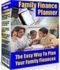 Thumbnail Family Finance Planner
