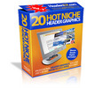 Thumbnail *Extreme!* - 20 Hot Niche Headers!