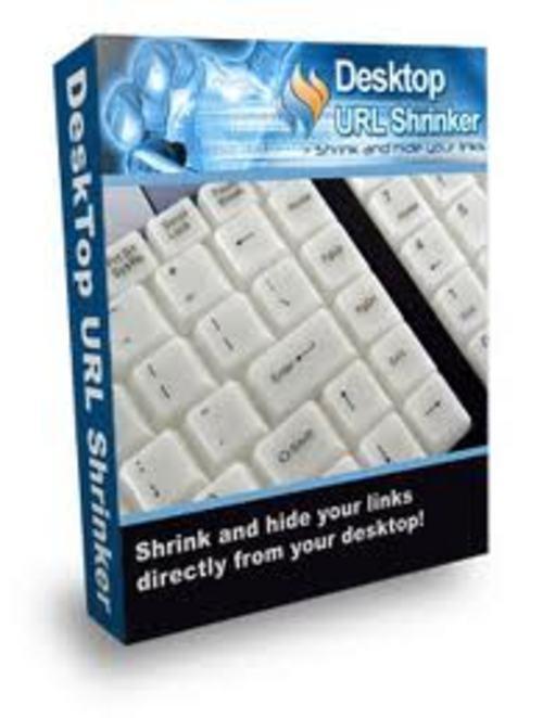 Product picture Desktop URL Shrinker Software (Master Resale Rights)