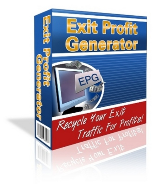 Product picture Exit Profit Generator (MRR) - *New*! Download PHP