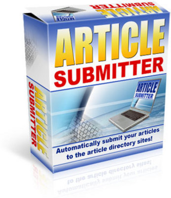 Product picture *Just Released! - My Article Submitter Software!