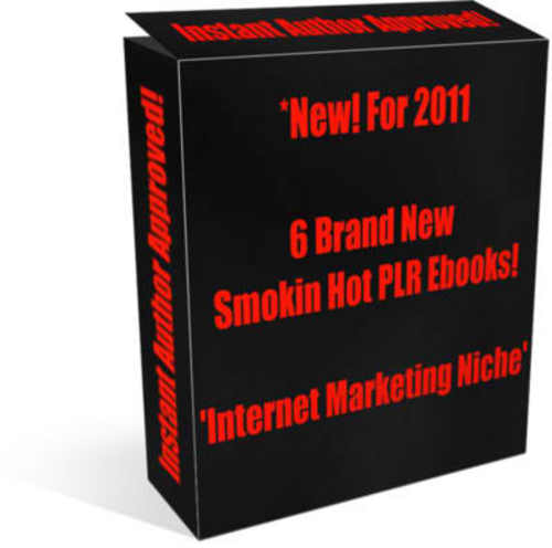 Product picture Almost free plr Products - Internet Marketing ebooks Package