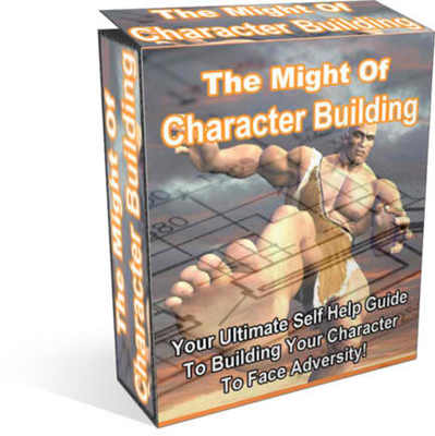 Product picture How to build a character - *New! Ebook (PLR)