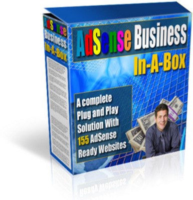 Product picture *New - AdSense Business In-A-Box !