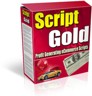 Product picture *NEW* For 2017! - Script Gold