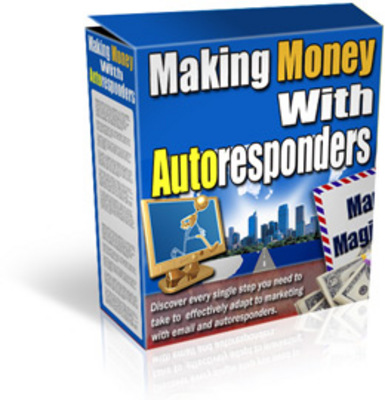 Product picture *New* For 2017! - Making money With Autoresponders .zip