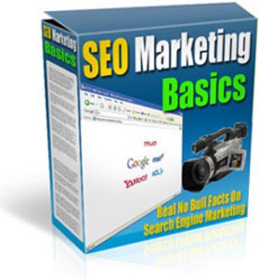 Product picture *NEW* - SEO Marketing Basics Revealed!