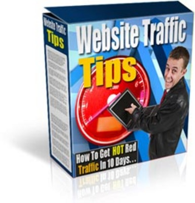 Product picture *NEW*! - Website Trafic Tactics!