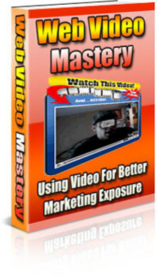 Product picture *NEW* - Web Video Mastery!