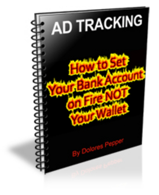Product picture *NEW* - Ad Tracking On Fire!