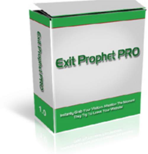 Product picture *Powerful!* - Exit Prophet Pro Software