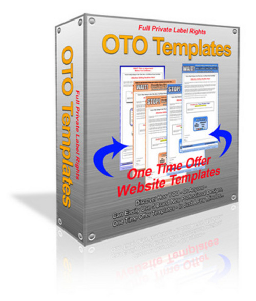 Product picture *Available*! - OTO Page Templates