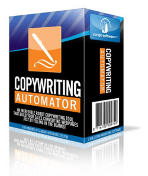 Product picture *Powerful*! - Copywriting Automator Software