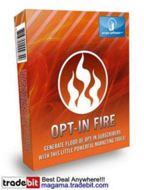 Product picture *New*! - Opt In Fire Software