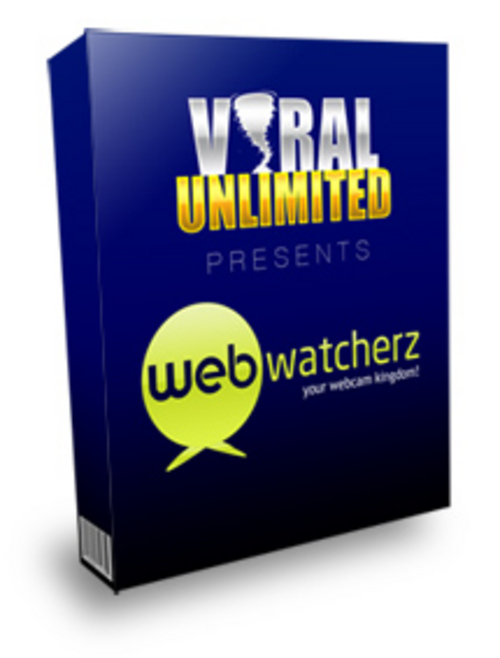 Product picture *Advanced*! - Web Watcherz Software!