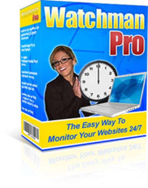 Product picture Site monitor - Watchman Pro Software!