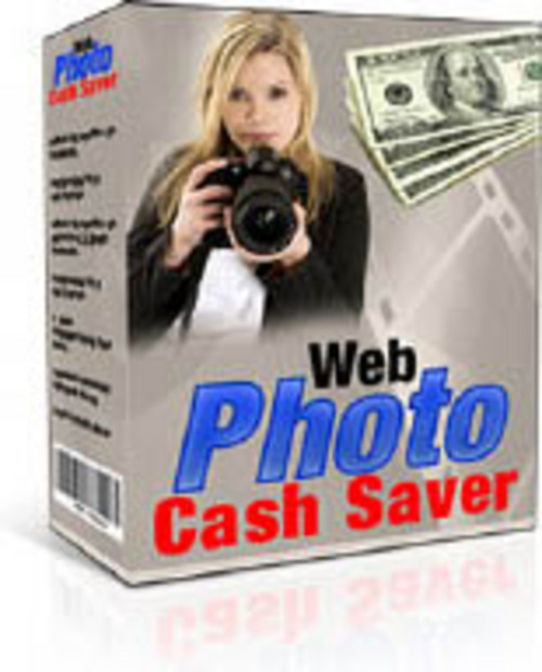 Product picture *Powerful*! - Web Photo Cash Saver